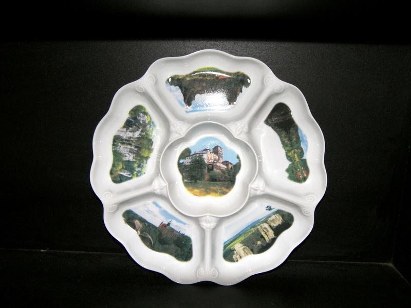 Porcelánové doplňky